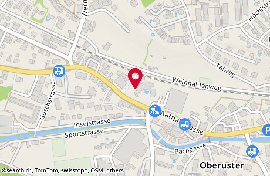 Aathalstrasse 21,8610 Uster