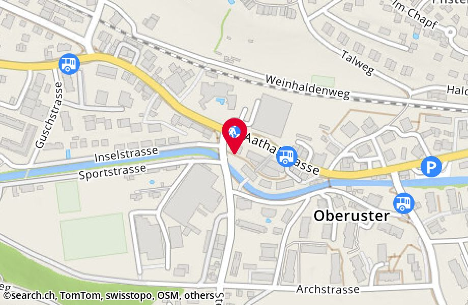 Aathalstrasse 34,8610 Uster