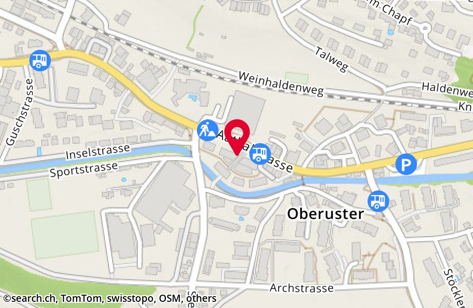Aathalstrasse 36,8610 Uster