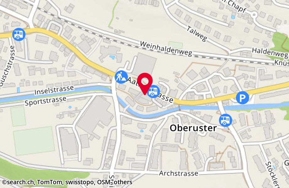 Aathalstrasse 40,8610 Uster