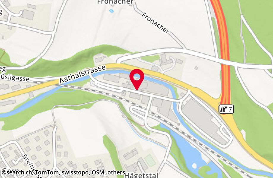 Aathalstrasse 84,8610 Uster