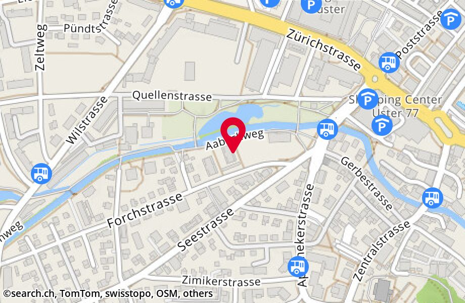 Forchstrasse 4A,8610 Uster