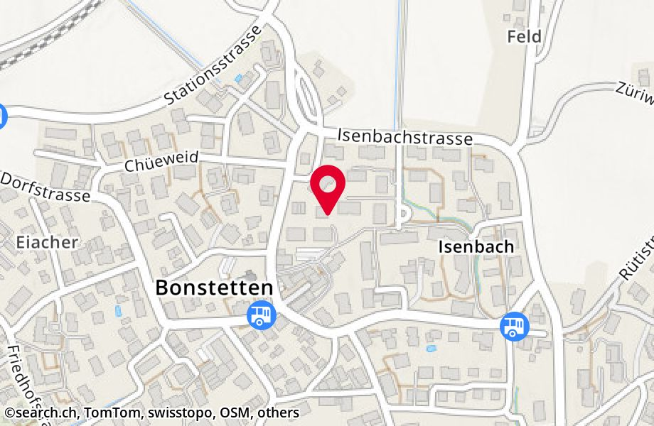 Alte Stationsstrasse 12b,8906 Bonstetten