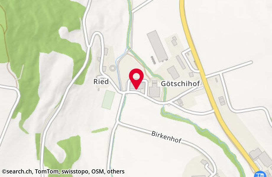Riedstrasse 16,8914 Aeugstertal