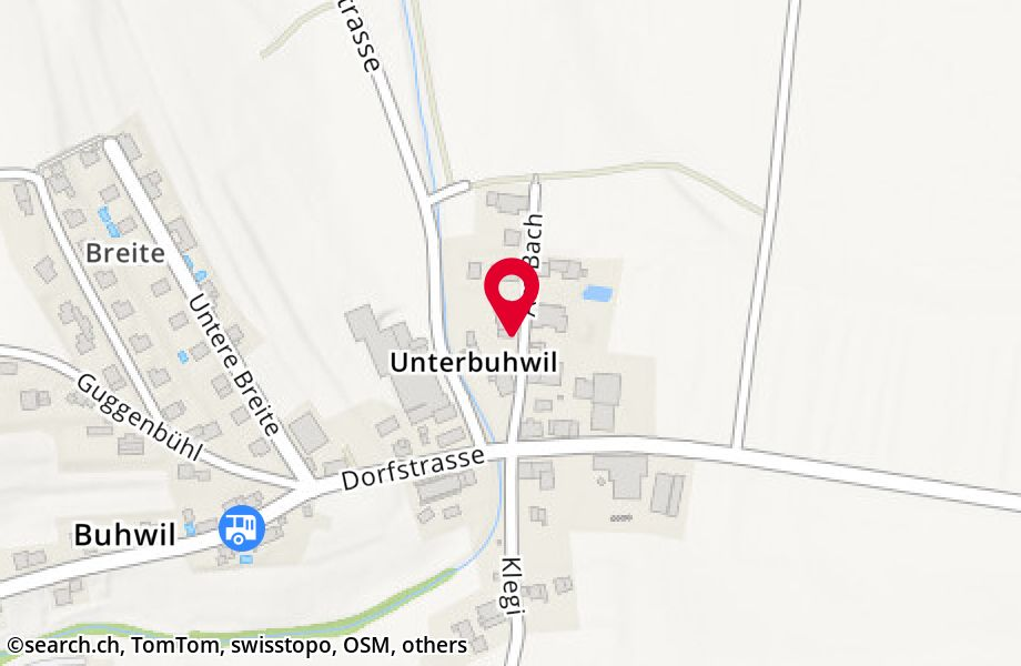 Am Bach 7,9215 Buhwil
