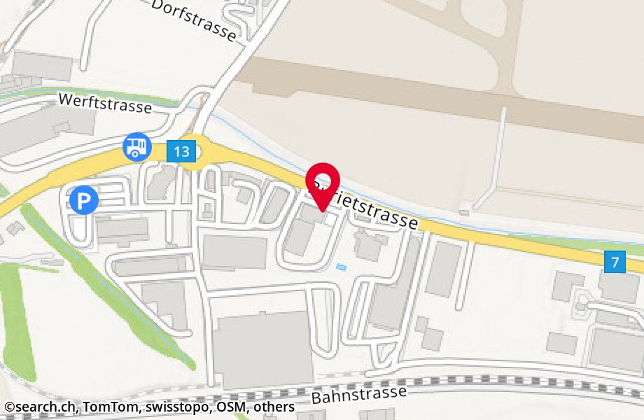 Hauptstrasse 100,9422 Staad