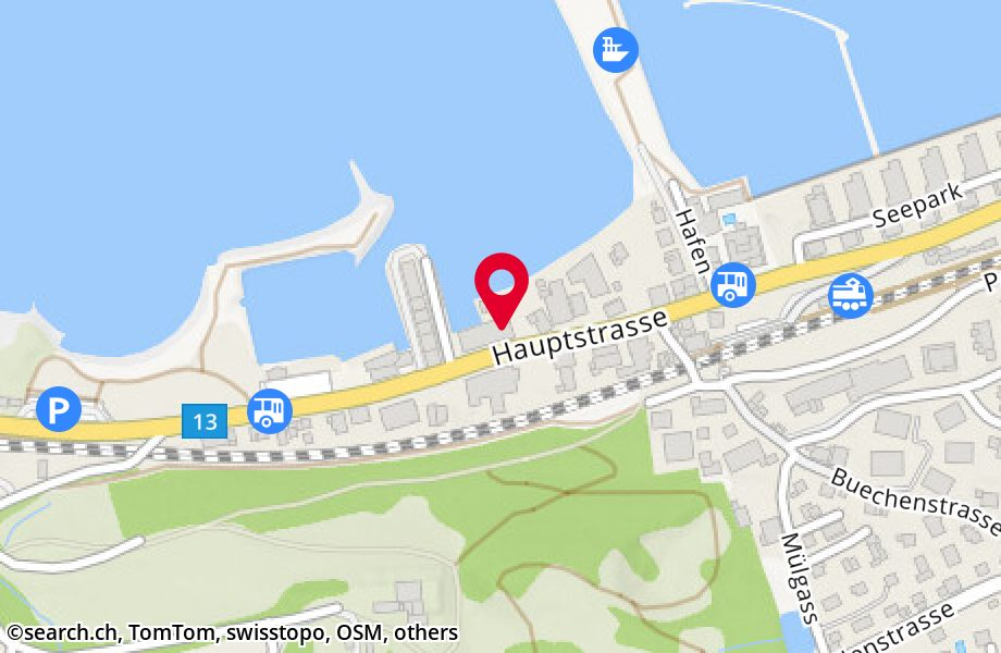 Hauptstrasse 19,9422 Staad