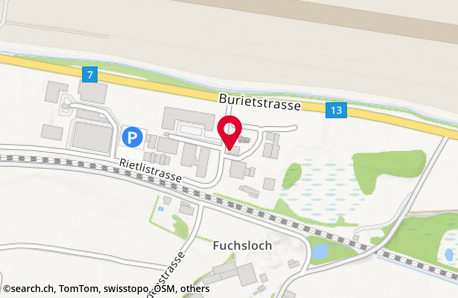 Rietlistrasse 1,9422 Staad
