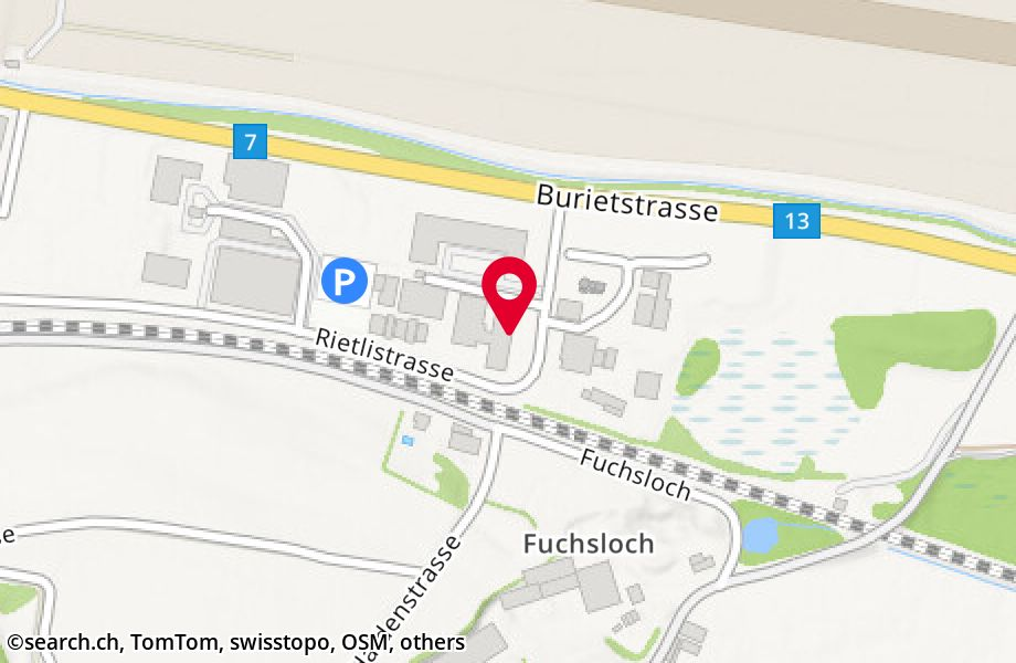 Rietlistrasse 4,9422 Staad