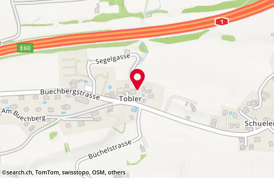 Buechbergstrasse 33A,9425 Thal