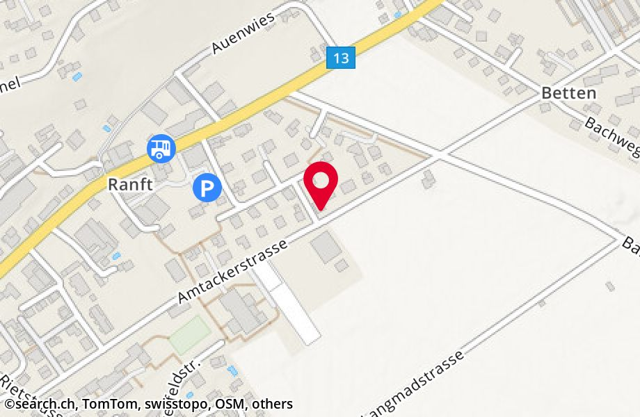 Amtackerstrasse 29,9437 Marbach