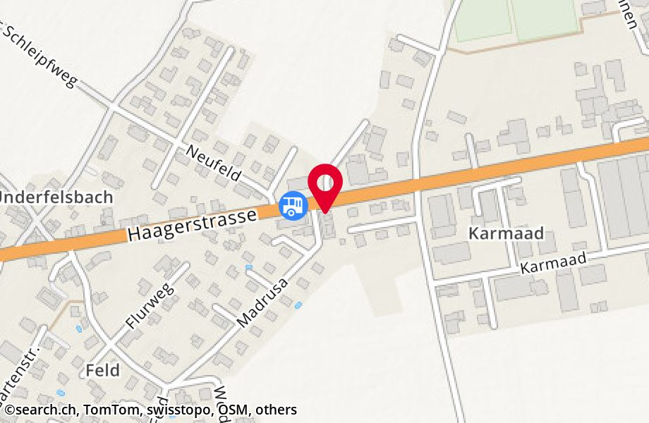 Haagerstrasse 42,9473 Gams
