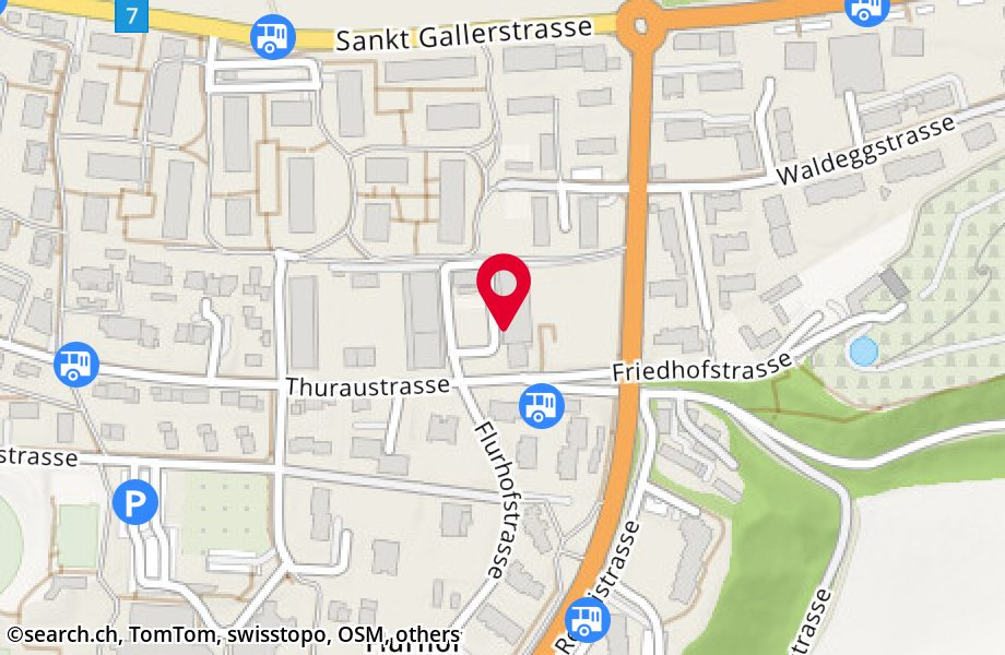 Thuraustrasse 30D,9500 Wil
