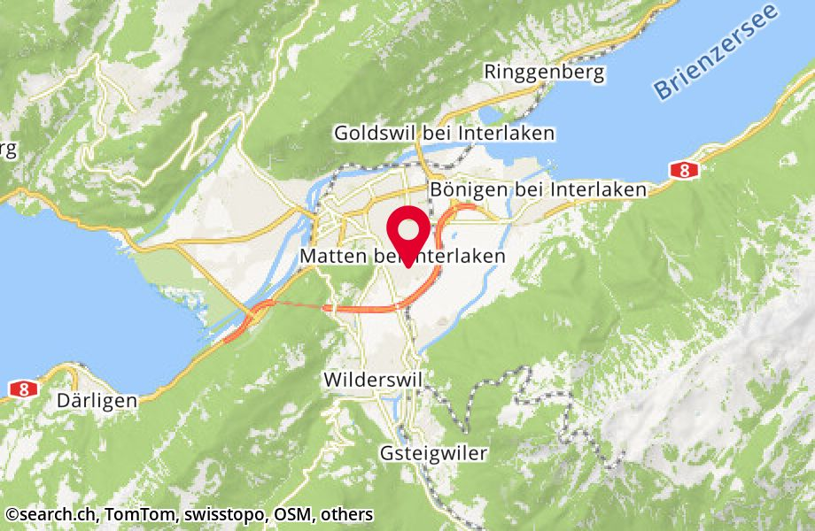 3800 Matten b. Interlaken