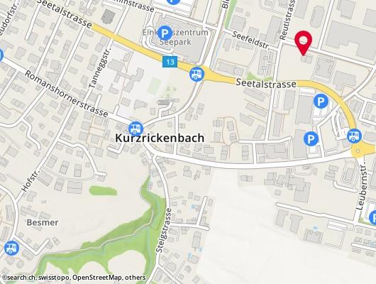 Kreuzlingen, Seefeldstrasse 14