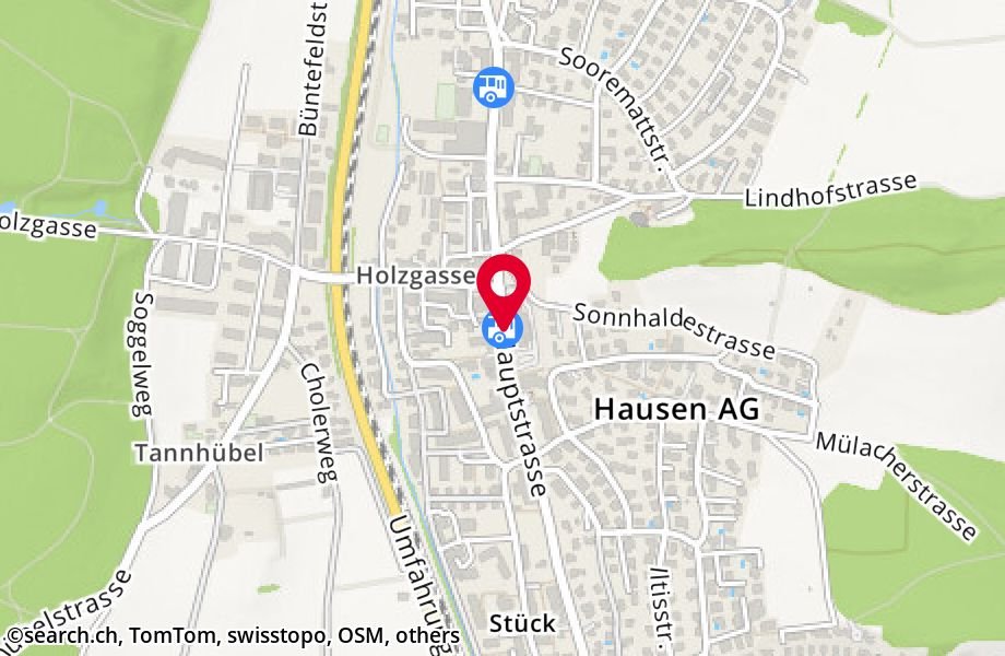 Birmenstorf AG, Post