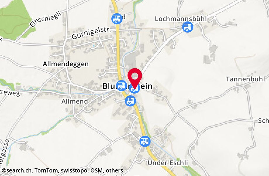 Blumenstein, Post