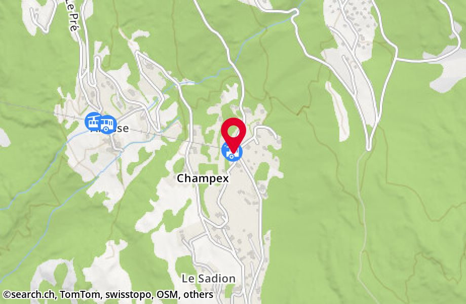Champex-d'Alesse