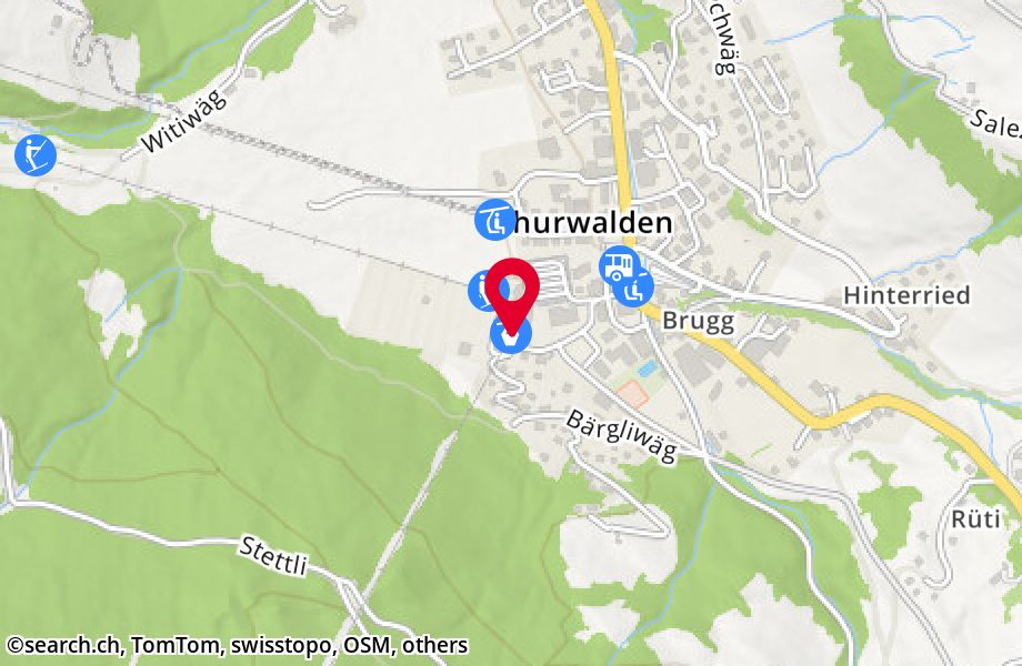 Churwalden (Talstation)