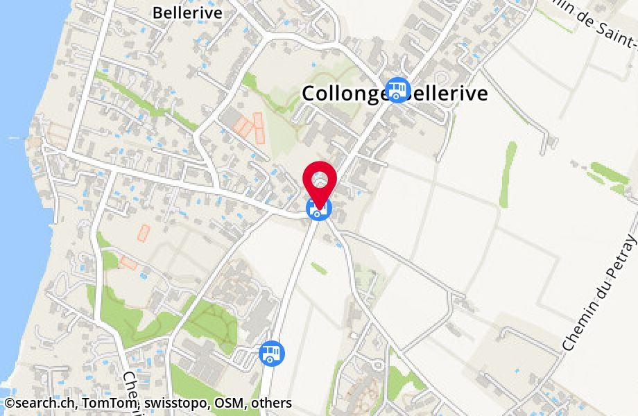 Collonge-Bellerive, Bellerive