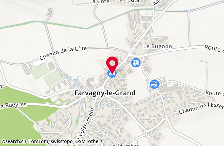 Farvagny-le-Grand