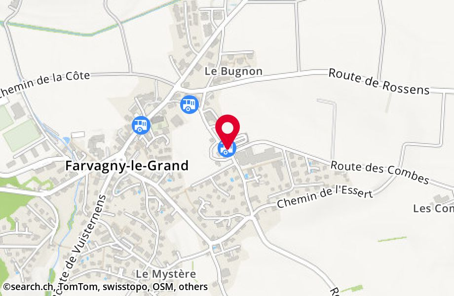 Farvagny-le-Grand, CO Gibloux