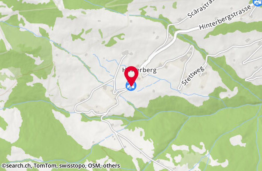 Furna, Hinterberg