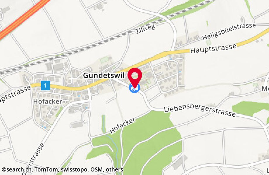 Gundetswil