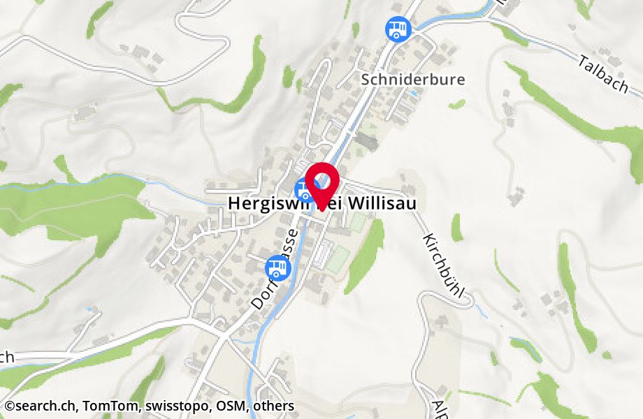 Hergiswil LU, Post