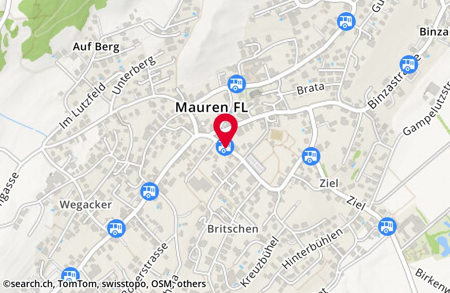 Mauren FL, Post