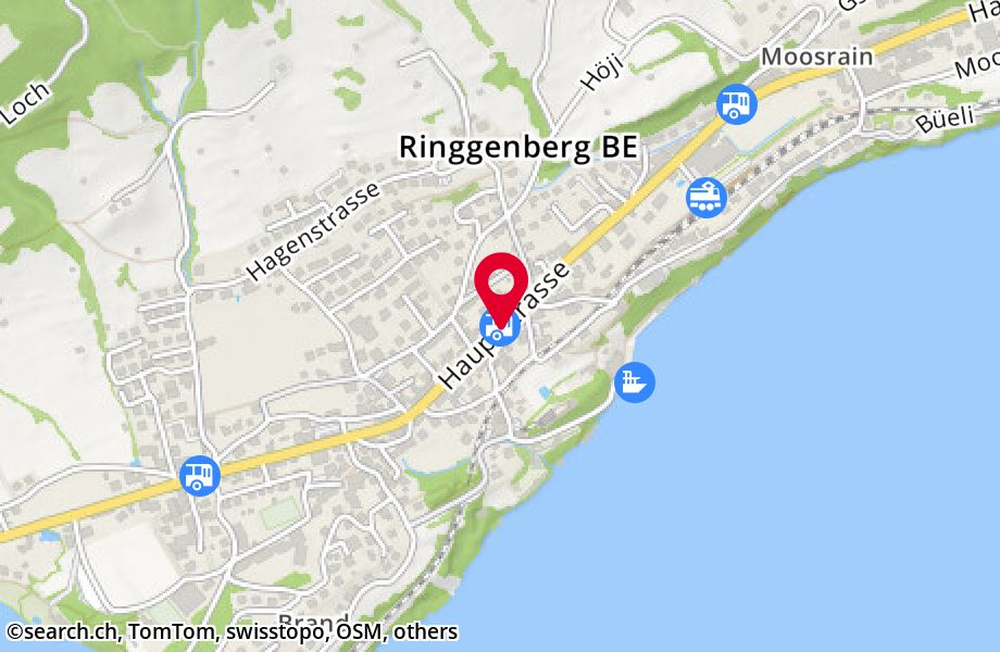 Ringgenberg, Post