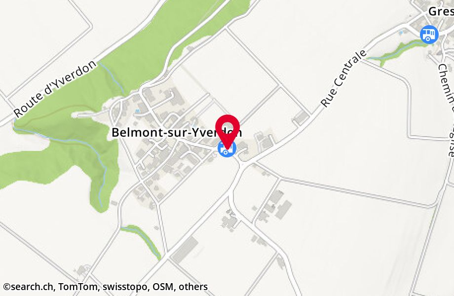 Belmont-sur-Yverdon, Battoir