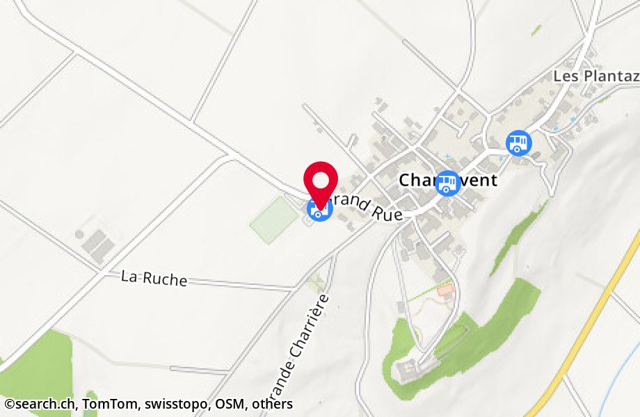 Champvent, Le Battoir