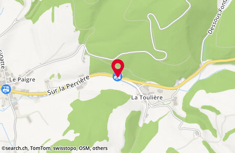 Charmoille, douane