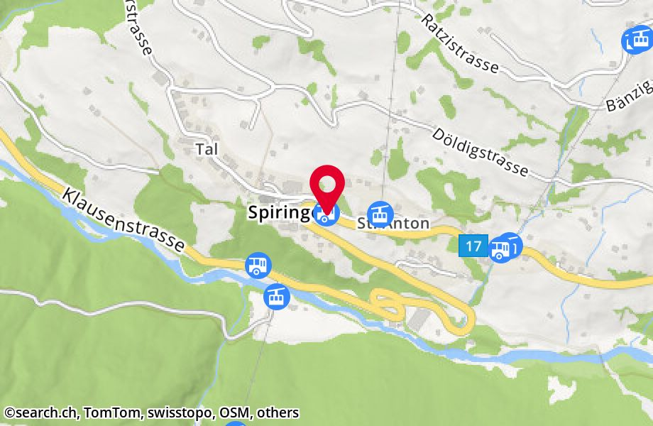 Hofstatt, Post