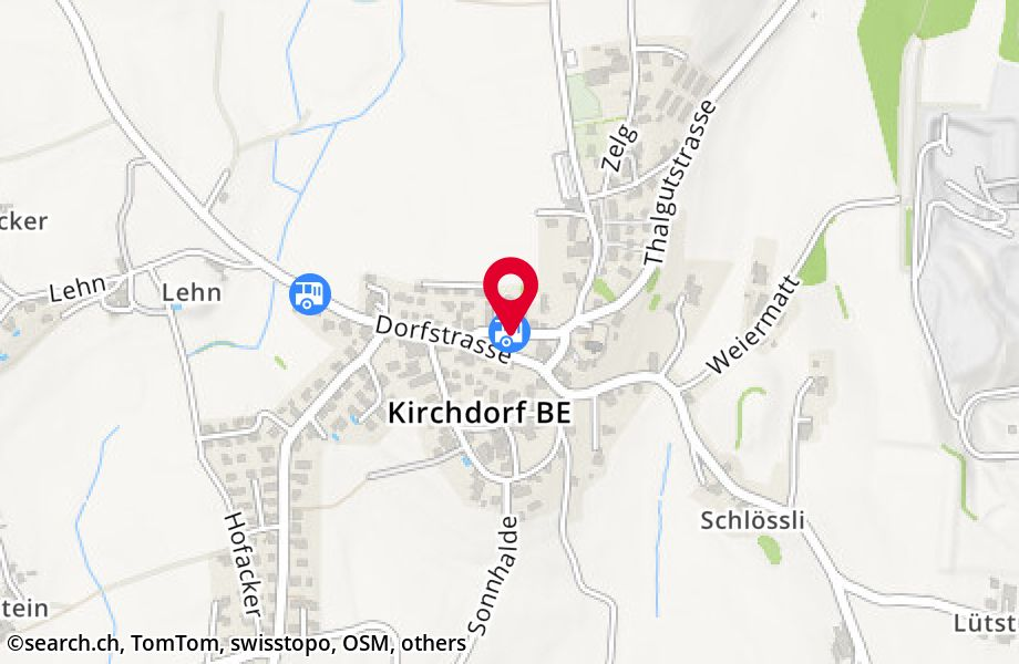 Kirchdorf BE, Post