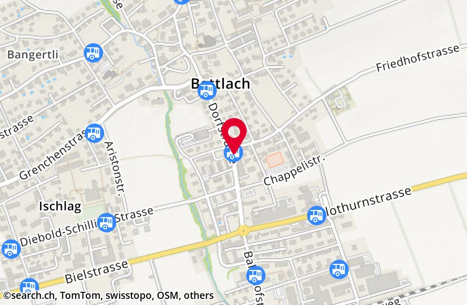 Bettlach, Post