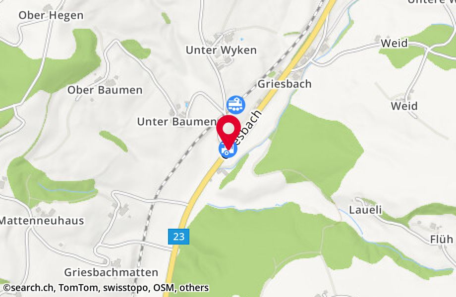 Sumiswald, Griesbach