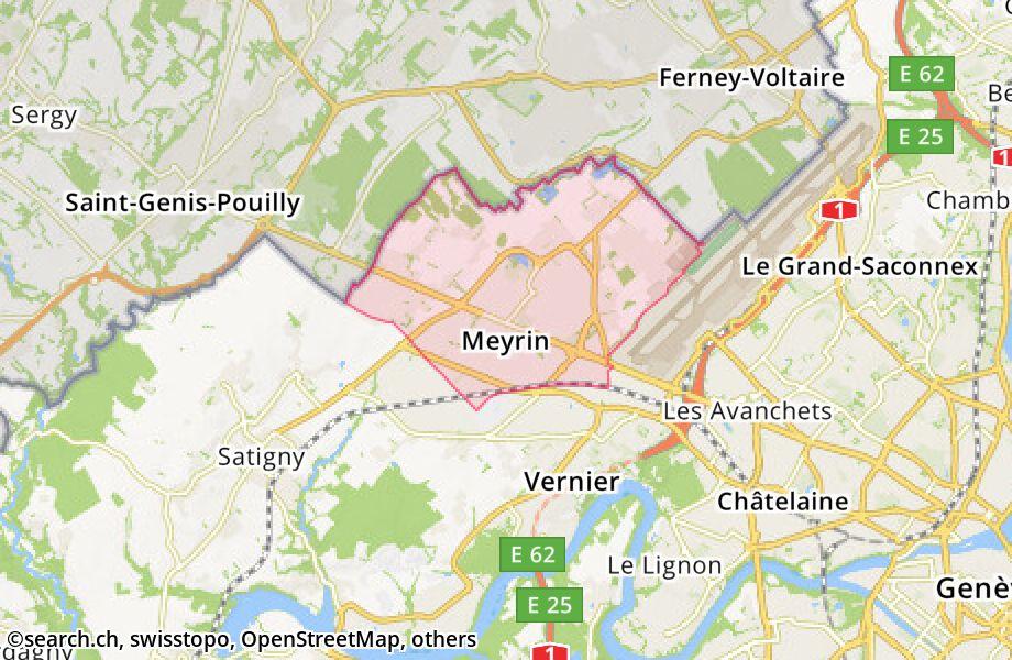Pharmacie Meyrin Village searchch
