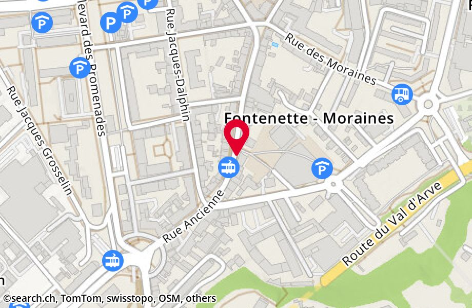 rue Ancienne 39, 1227 Carouge