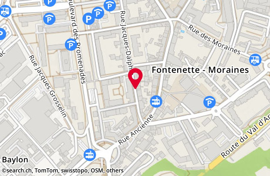 rue Jacques-Dalphin 43, 1227 Carouge