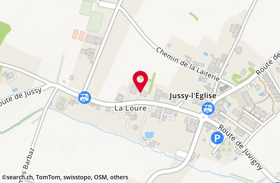 route de Jussy 297, 1254 Jussy
