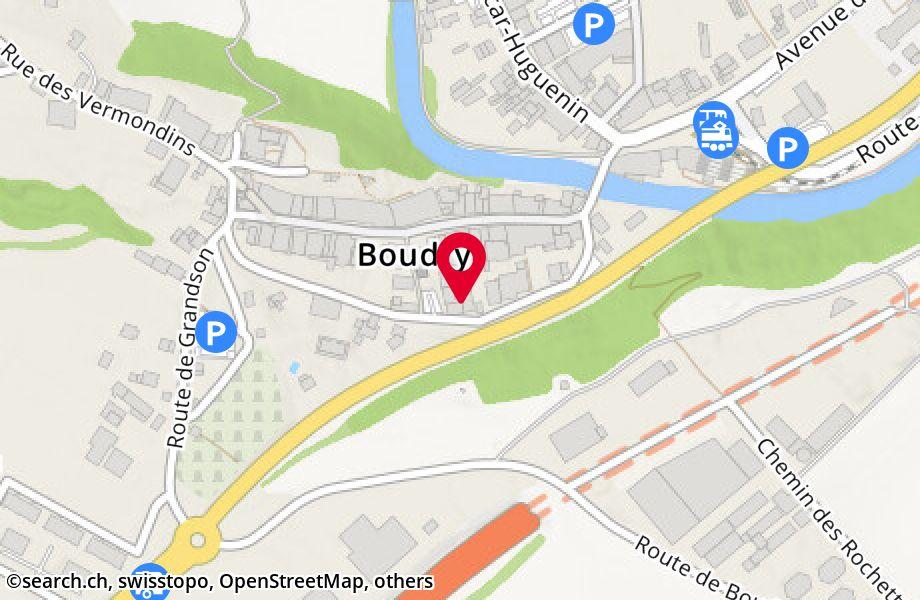 Boudry, Switzerland Postal Codes