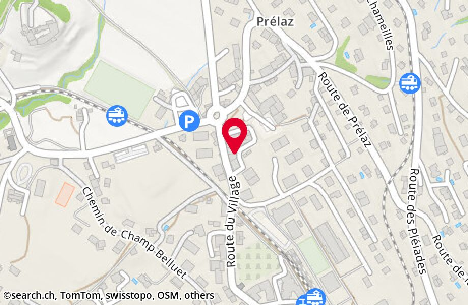 Route du Village 5, 1807 Blonay