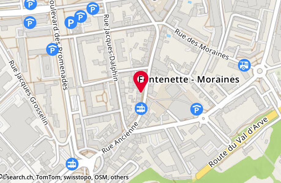 rue Ancienne 46, 1227 Carouge