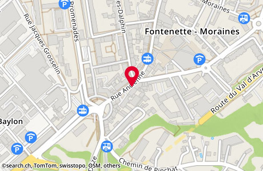 Rue Ancienne 53, 1227 Carouge