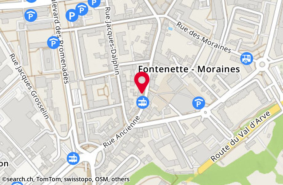 Rue Ancienne 54, 1227 Carouge