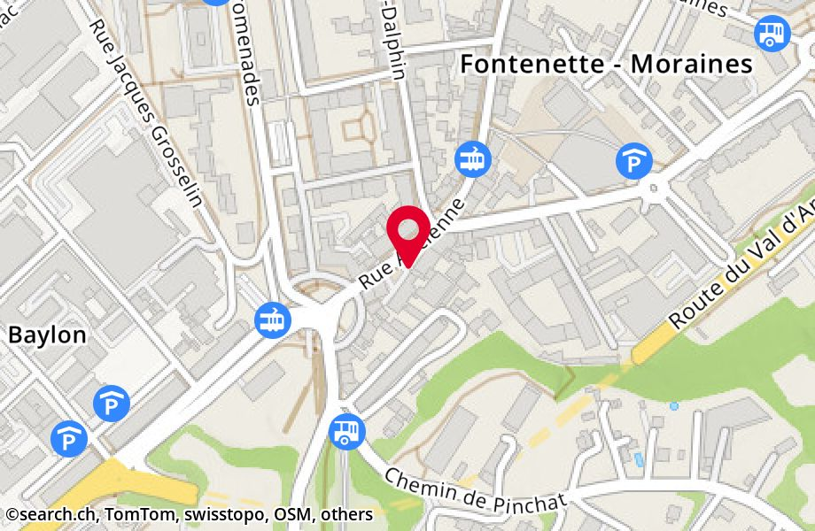 Rue Ancienne 59, 1227 Carouge