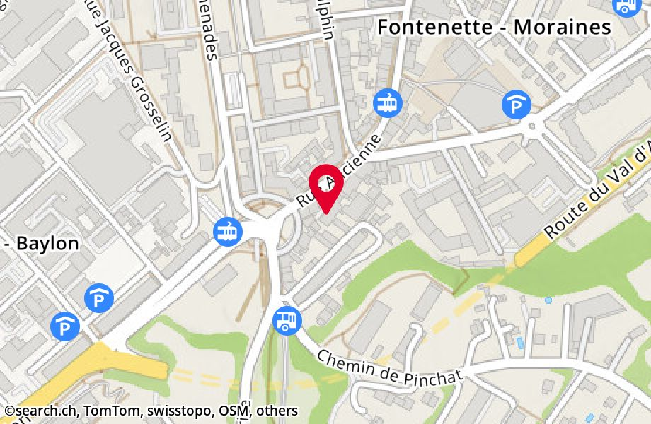 Rue Ancienne 65, 1227 Carouge
