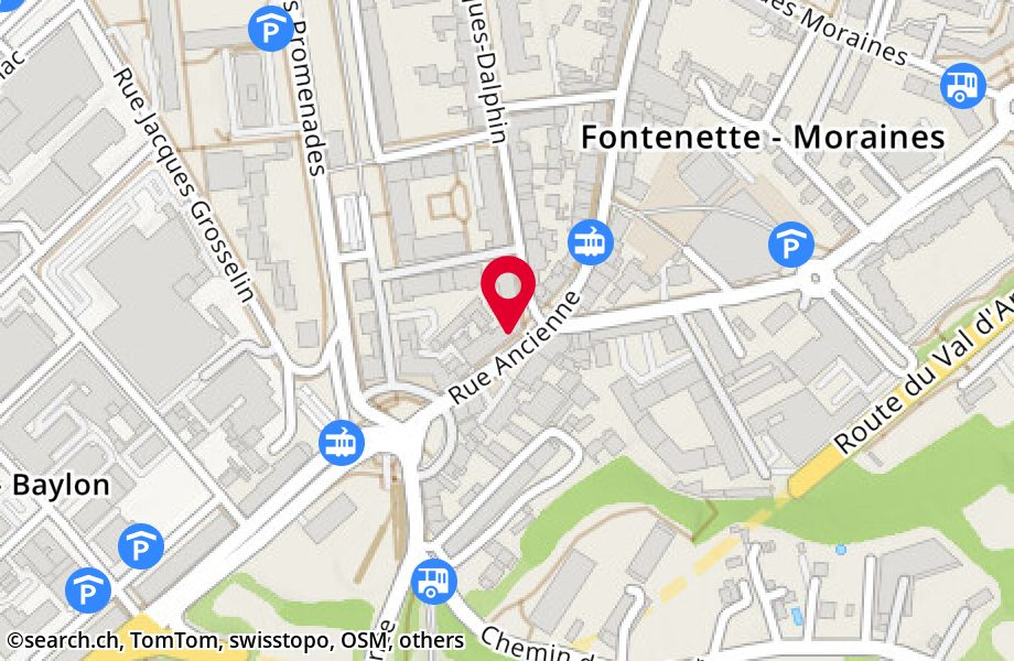 rue Ancienne 76, 1227 Carouge